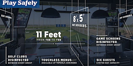 Cyber Thursdays at Top Golf (Naperville)  4:30-6:30 pm tickets