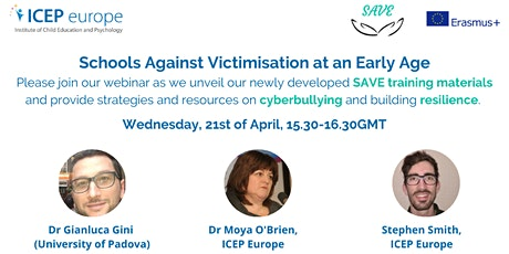 SAVE Launch: Safeguarding Learners & Promoting Resilience in Education tickets