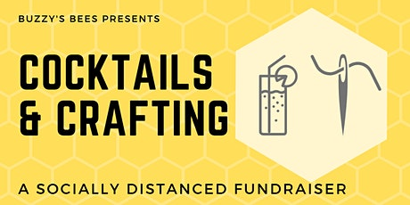 Cocktails & Crafting tickets