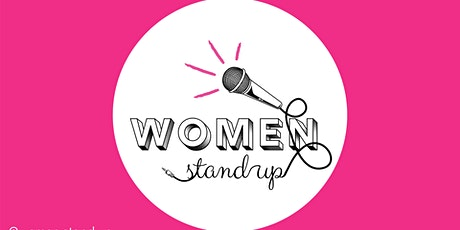 Women Stand Up April Live Stream Show tickets