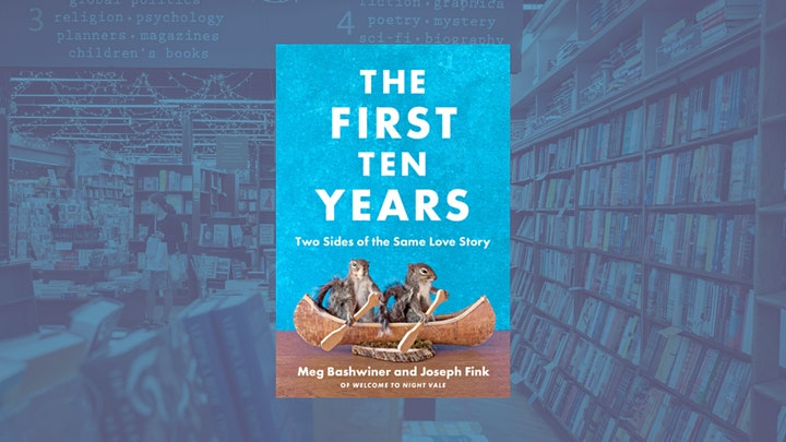 Meg Bashwiner and Joseph Fink with Erin McKeown: The First Ten Years image