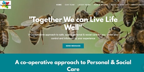 Living our lives well - A celebration of co-operative care tickets