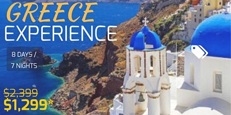 Greece Experience tickets