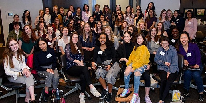 Making Waves:  Young Women's Voices Make A Difference image