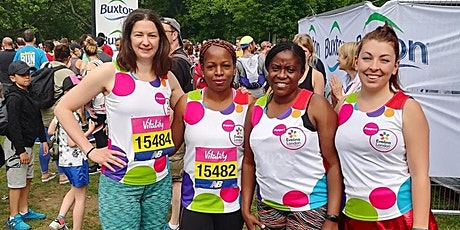 Vitality London 10,000 Virtual: Guy's & St Thomas' and Evelina London tickets