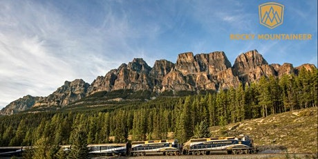 Travel Talk with  Rocky Mountaineer Hosted by Expedia Cruises Red  Deer tickets