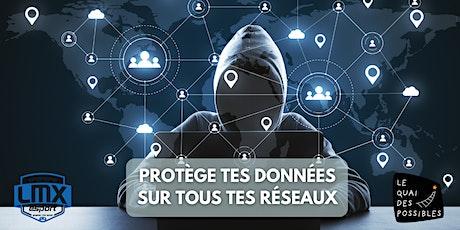 Atelier : protèges tes données sur tous tes réseaux billets