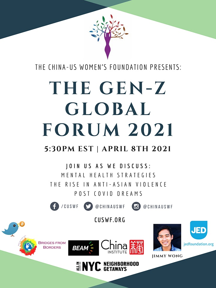 The Gen-Z Global Forum 2021 image