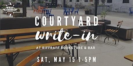 Courtyard Write-in tickets