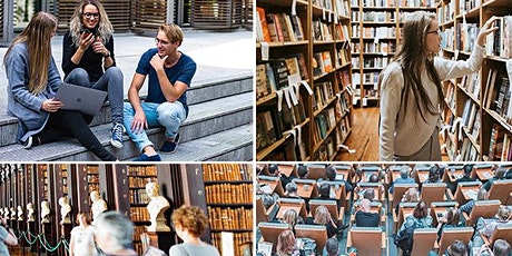 Applying to study history at university: tips from an Admissions Tutor tickets