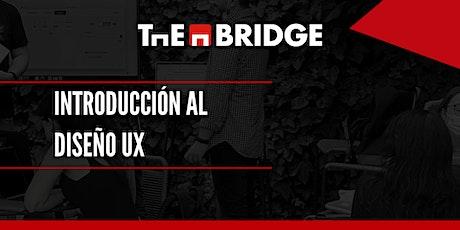 Cursos de Upskilling: Introducción a Diseño UX boletos