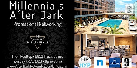 Millennials After Dark Professional Rooftop Networking tickets