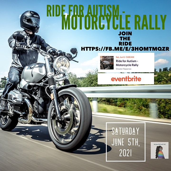 Ride for Autism - Motorcycle Rally image