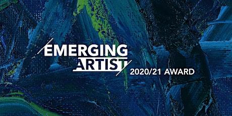 SCAF Emerging Artist Award 2020/21  (Donation) tickets