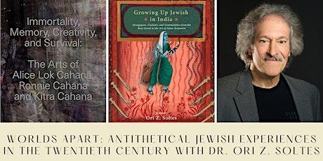 Worlds Apart: Antithetical Jewish Experiences in the Twentieth Century tickets