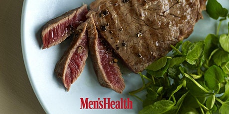 Steak Masterclass - Men's Health Cookery Class tickets