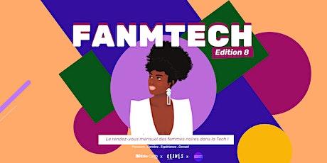 FANMTECH 8 | Le rendez-vous des femmes noires dans la TECH ! tickets