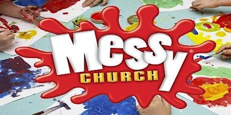 Messy Church - All Age fun for Corpus Christi tickets