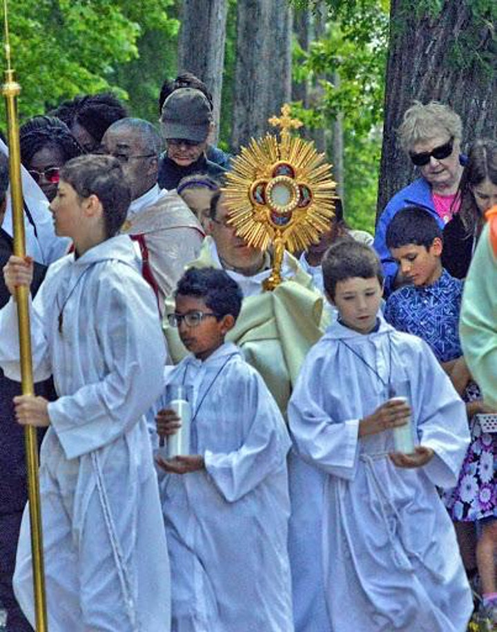 Messy Church - All Age fun for Corpus Christi image