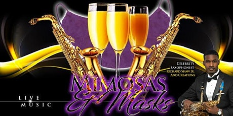 Mimosas & Masks tickets