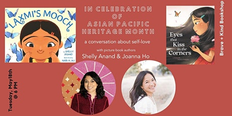 Celebrating Asian Pacific Heritage Month with Picture Books + Self-love tickets