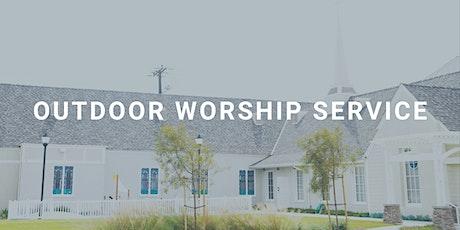 9:30 AM Outdoor Worship Service (Apr. 18) tickets