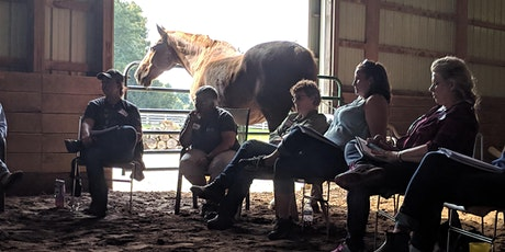 Fundamentals of Equine Assisted Psychotherapy tickets