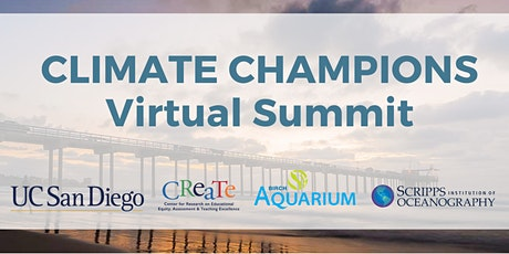Climate Champions Virtual Summit tickets