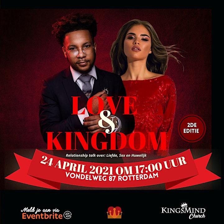 LOVE & KINGDOM   (2de Editie) image