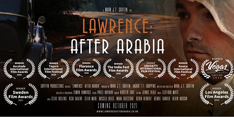 Lawrence: After Arabia - Special Screening with Directors Q&A tickets