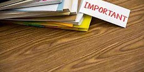 CCIOA's 217— document amendment provisions - for board members tickets