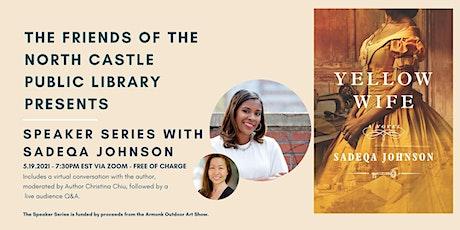Author Talk with Sadeqa Johnson biglietti