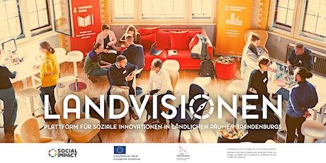 Vernetzungstreffen für Sozial-Innovator*innen im ländlichen Raum Tickets