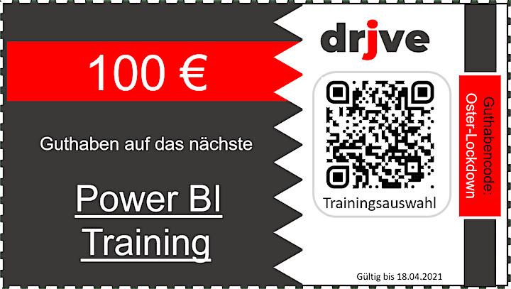 drjve-IN: Power BI - Visualisierung in 240 Minuten: Bild