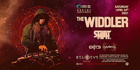 The Widdler & Smith |IRIS ESP101  - Sat April 24 Less than 75 tickets left tickets