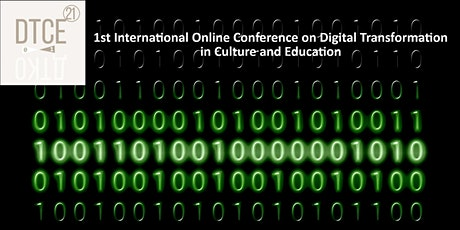 1st Int. Conference on Digital Transformation in Culture and Education bilhetes