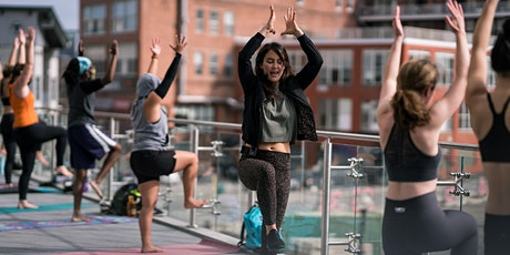 Yoga in the Plaza at Bower Boston tickets