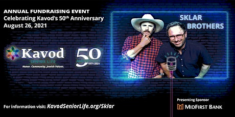50th Anniversary  Comedy Fundraiser tickets