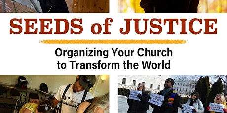 Seeds of Justice - How Churches Can Drive Social Change tickets