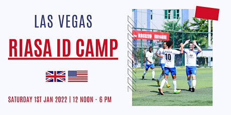 RIASA SOCCER ID CAMP | LAS VEGAS, NEVADA | COLLEGE ID CAMP tickets