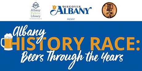 Albany History Race tickets