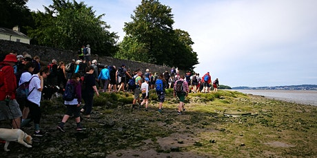 Morecambe Bay Walk 2021 tickets