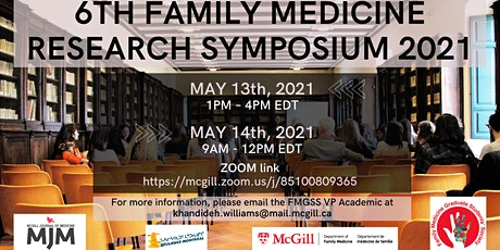 Family Medicine Research Symposium 2021 tickets