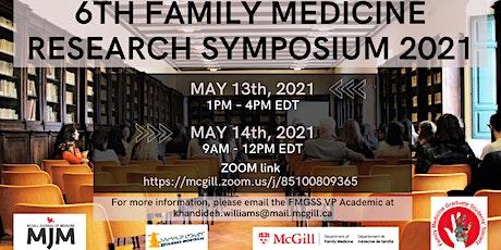 Family Medicine Research Symposium 2021 tickets