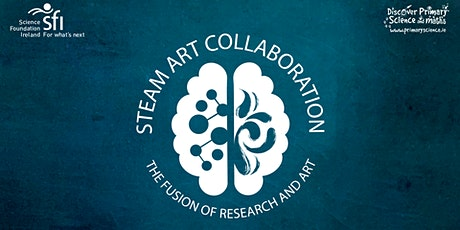 STEAM Art Collaboration - Public Virtual Exhibition Launch (7pm GMT) tickets