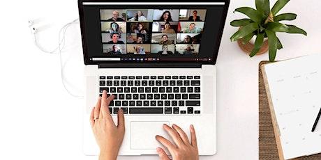 Online Fokus-Session für Promovierende (virtuelles Coworking) boletos