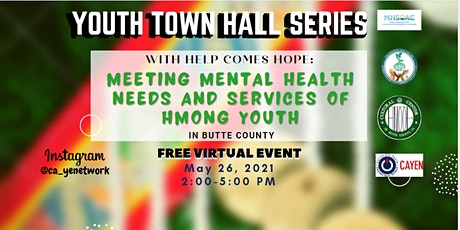 With Help Comes Hope: Meeting Mental Health Needs of Hmong Youth tickets