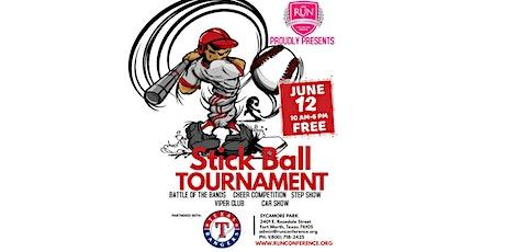 Stick Ball Tournament COMMUNITY OUTREACH tickets