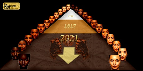 Colorism Origins: Secrets of the 1817 Slave Registers tickets