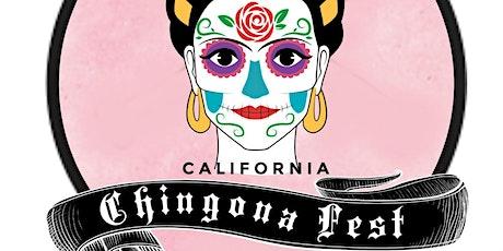 California Chingona Fest tickets